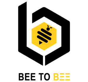 Logo Bee to bee